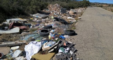 El Ayuntamiento de Cheste eliminará tres puntos de vertidos incontrolados