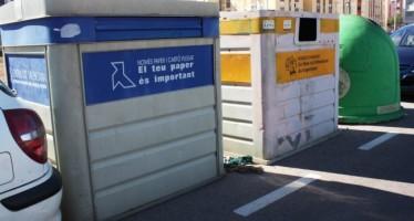 Una aplicación informática permitirá optimizar la recogida selectiva de residuos en Almassora