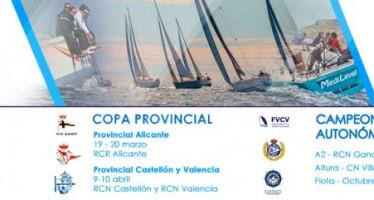 La Copa Provincial de Crucero inicia su singladura en Alicante