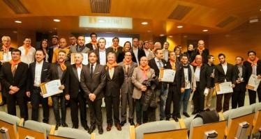 La Gala de Premios FOTUR reúne a empresas e instituciones del turismo y el ocio