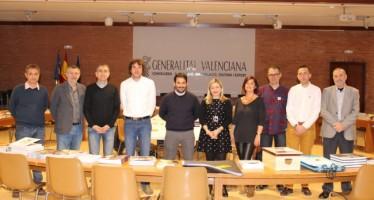 Política Lingüística reúne al jurado que valora los llibrets de falla en valenciano