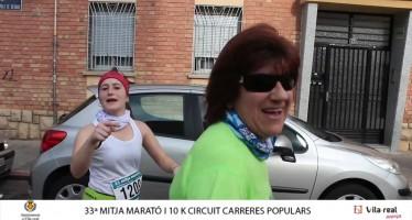 La Medio Maratón de Vila-real llega a su 33ª edición