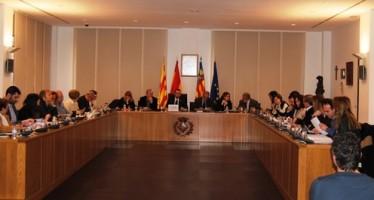 El Pleno de Vila-real llama a un Pacto de Estado contra la violencia machista y por la igualdad de género