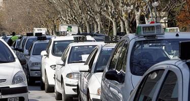 Domingo recibe a las asociaciones del taxi y se compromete a trasladar al Gobierno central las reivindicaciones del sector