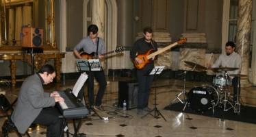 Concierto de la Berklee en el Salón de Cristal del Ayuntamiento