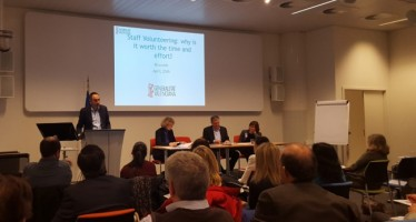 El Servef expone en Bruselas su Plan de Organización Saludable