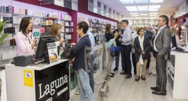 La cadena valenciana Perfumerías Laguna abre su decimosexta tienda