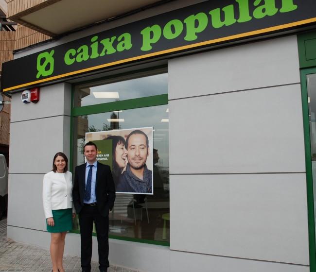Caixa popular abre una nueva oficina en sagunto - Caixa telefonos oficinas ...