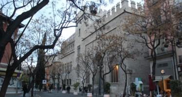 Valencia se suma a la Red de Ciudades Amigas de la Infancia gracias a su remodelación del entorno de La Lonja