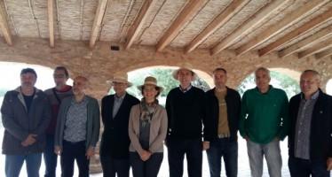 El Consell muestra su apoyo al Mercat del Riurau