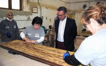 Impuls Econòmic Local forma a 16 personas desempleadas en el Monasterio de Llutxent