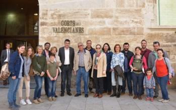 El Palau dels Borja, ple en la Jornada de Portes Obertes de Les Corts