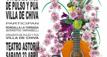 XXVIII Festival de Primavera de Orquestas de Pulso y Púa, en Chiva