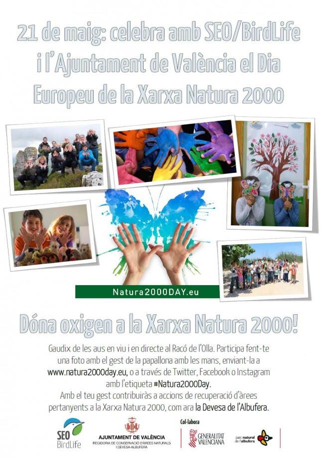 0519 Cartell Dia Europeu Xarxa Natura 2000