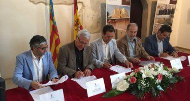 Valencia, Riba-roja, Pedralba, Manises y Vilamarxant crean la Asociación de Municipios del Parque Natural del Turia