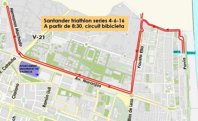 0530 Santander triathlon