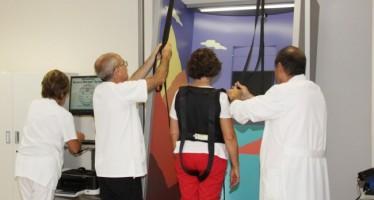 Integrantes del Ballet de la Generalitat participan en un estudio de La Fe