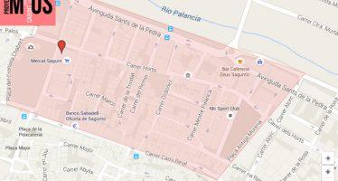 Continúan los mapeos urbanos en el barrio Cronista-Morería de Sagunto