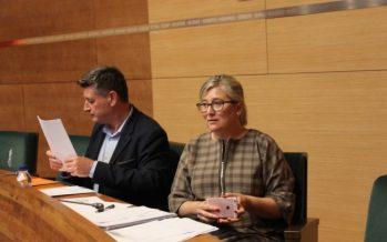 Ciudadanos solicita un listado con las analíticas del agua de los municipios gestionados por EGEVASA