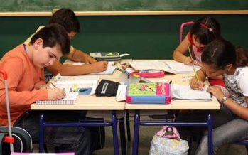 Educació proposa les dates del calendari escolar per al curs 2016-2017