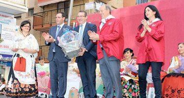 Benidorm celebra el Día de Castilla-La Mancha