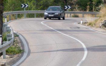 Reducir los 348 accidentes de 2015 en carreteras provinciales, objetivo de la Diputación para 2017