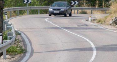 Dos de cada tres fallecidos en accidente de tráfico se producen en carreteras convencionales