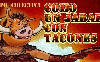 'Como un jabalí con tacones', Bellas Artes cosecha del '94, en 33RPM