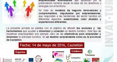Castellón acoge #ConecturCV con propuestas de Invat·tur y Wine and Twits