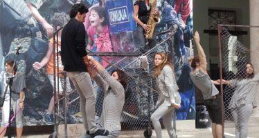 La Universitat de València trata el drama de los refugiados en la Escena Erasmus 2016