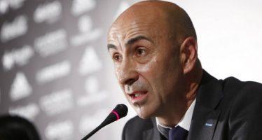Pako Ayestarán, destituido como entrenador del Valencia CF