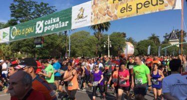 La Volta a Peu, la carrera decana de Valencia