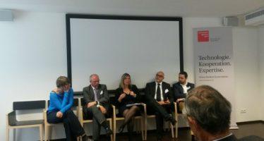 Valencia participa en la presentación de la Fundación Fiware en Viena