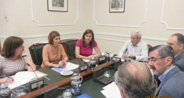 El Ayuntamiento exige al Gobierno que la zona de descanso y embarque de la línea con Argelia esté dentro del Puerto