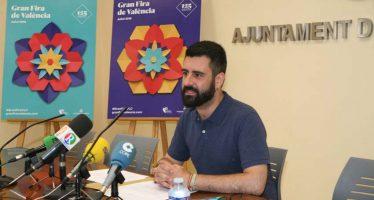 La Gran Fira de Valencia concentrará 250 actividades de cultura, fiesta y ocio
