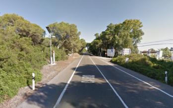 El Ayuntamiento repara las farolas de la Devesa como reclamaban los vecinos