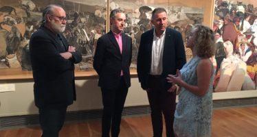 Los bocetos de la 'Visión de España' de Sorolla llegan a Castellón