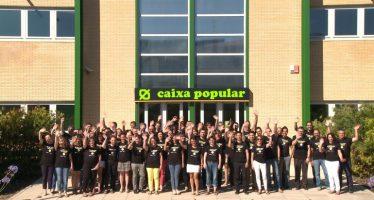 Caixa Popular sorprende a sus clientes con la iniciativa 'Gracias por sonreír'