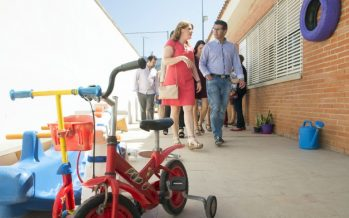 Llaurí acondiciona las aulas y aseos infantiles del colegio público Sant Blai