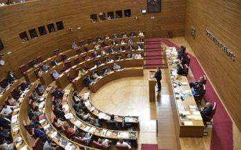 Aprobada por unanimidad en les Corts la propuesta no de ley en referencia a los CEEs