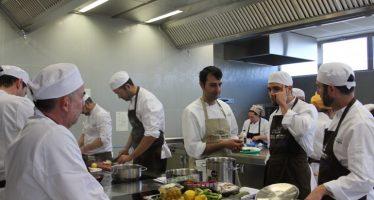 Concluye en Invat·tur la primera parte del curso de experto universitario en Cocina Tecnológica