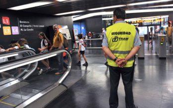 FGV licita el servicio de vigilancia y protección del TRAM de Alicante