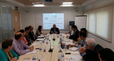 Enric Morera apoya la reivindicación empresarial del Corredor Mediterráneo
