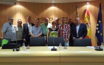 La Conselleria de Agricultura reparará los caminos de Segorbe dañados por las lluvias