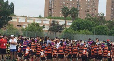 I Torneo Internacional de rugby Pantera en Valencia