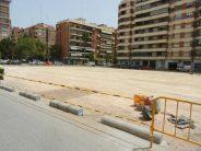 Acaba la limpieza del solar del Colegio El Pilar