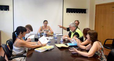 Agentes de la Policía Local recibirán formación sobre seguridad vial para niños y niñas ciegos