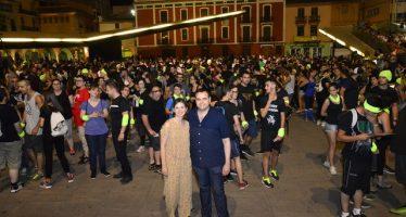Més de 500 persones es donen cita al Last Day Zombie de Vila-real