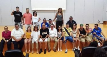 Fiesta de Fin de Curso del Tapis de Benidorm