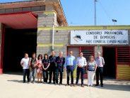 La Agencia de Seguridad y Respuesta restaurará el parque de bomberos de Onda